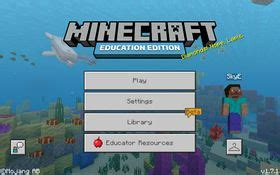 education edition  official minecraft wiki