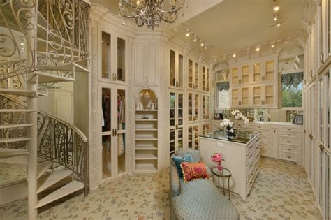 richmond estate mediterranean closet houston by