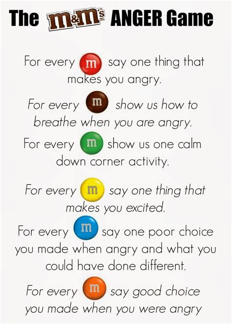 anger management for preschoolers living a rad m amp ms feelings activity counseling 766