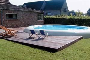 Enterrer Une Piscine Hors Sol : piscine zodiac winky 6 ~ Melissatoandfro.com Idées de Décoration