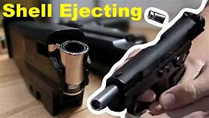 Marushin Cz-75 Shell Ejecting  Airsoft
