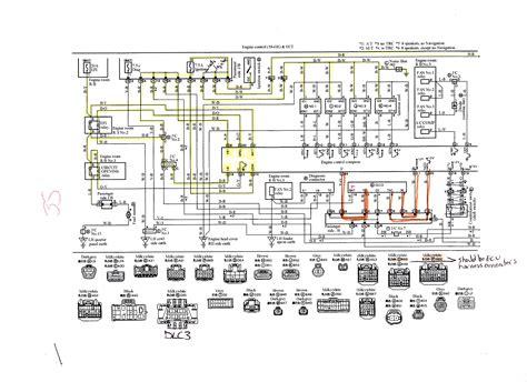 sxe10 3sge wiring diagram 25 wiring diagram images