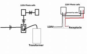 I Need A Diagram Of How To Wire Two Low Voltage Motion