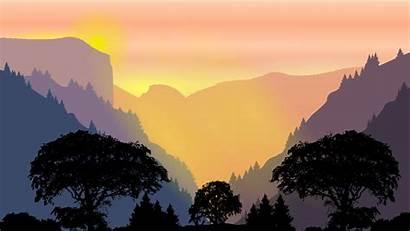 Forest Minimalist Landscape Minimal Minimalism 4k Wallpapers