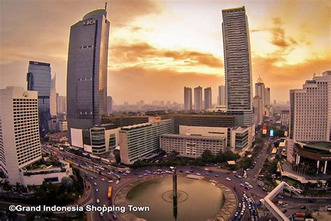 grand indonesia shopping town magnificent shopping