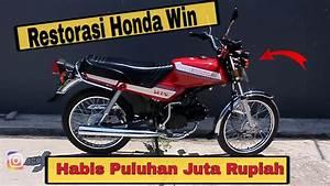 Jalur Kabel Body Honda Win