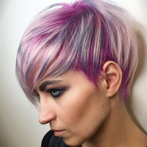 hair styles 25 best ideas about purple pixie cut on dyed 8204