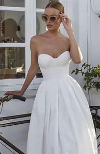 glamorous julie vino wedding dresses modwedding With mod wedding dress