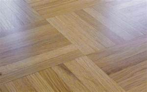 comment poser du parquet mosaique With comment poser du parquet collé