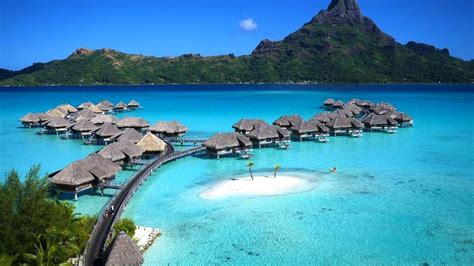 Top10 Recommended Hotels In Bora Bora French Polynesia