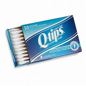 Q-Tips® 30-Count Travel Cotton Swabs - buybuy BABY