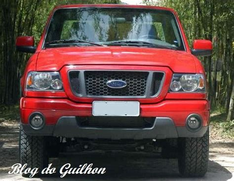 do guilhon car ford ranger sport cabine simples 2008