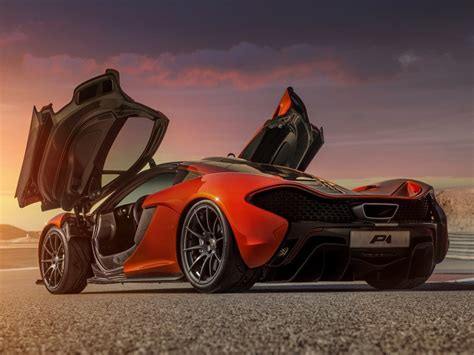 McLaren Will Launch Electric Supercar, But Hybrids Will ...