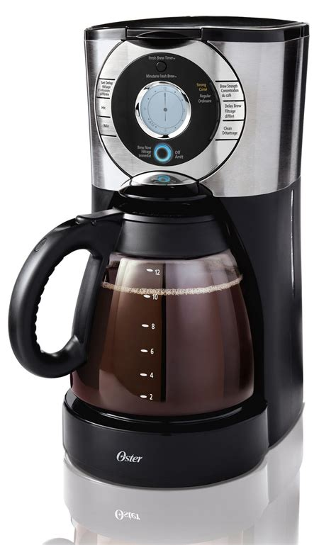 On sale for ¤19.08 original price ¤ hamilton beach programmable coffee maker, 12 cups, black, model 49465r. Oster® 12-Cup Programmable Coffee Maker | Walmart Canada