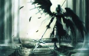 Anime angel of death wallpaper  The Free Images