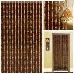 online get cheap wooden beaded curtain aliexpress com