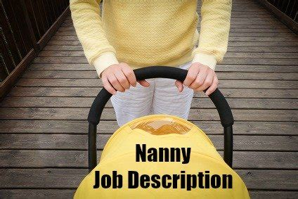 Nanny Description by Nanny Description