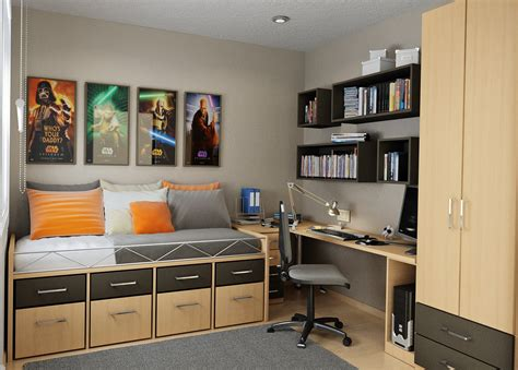 Bedroom Excellent Ways To Accommodate Your Clothes And