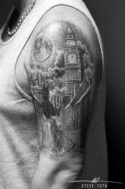What Does Chicago Skyline Tattoo Mean? | 45+ Ideas and Designs