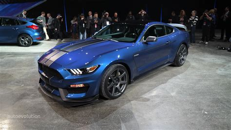 2016 Shelby Gt350 Mustang Develops 526 Horsepower