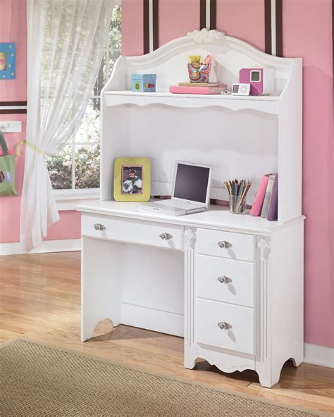 exquisite bedroom desk  hutch  ashley