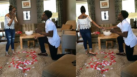 marriage proposal prank  cries youtube