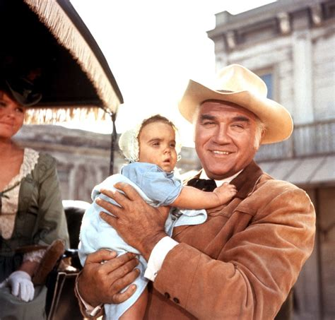 24 beautiful behind the scenes pictures from bonanza