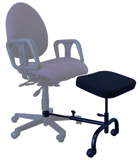 ergonomic leg support for office chair