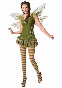 Sexy Fairy Halloween Costumes
