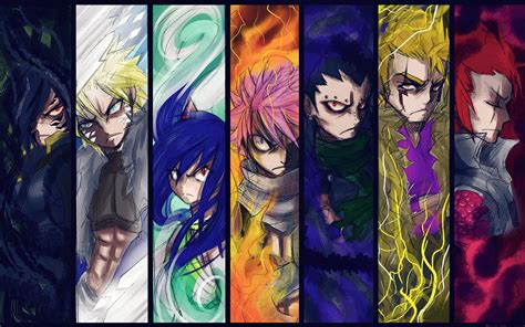 fairy tail final series wallpapers wallpaper cave