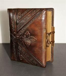 Album Photo Ancien : album photo ancien en cuir art nouveau 1900 ca catawiki ~ Teatrodelosmanantiales.com Idées de Décoration