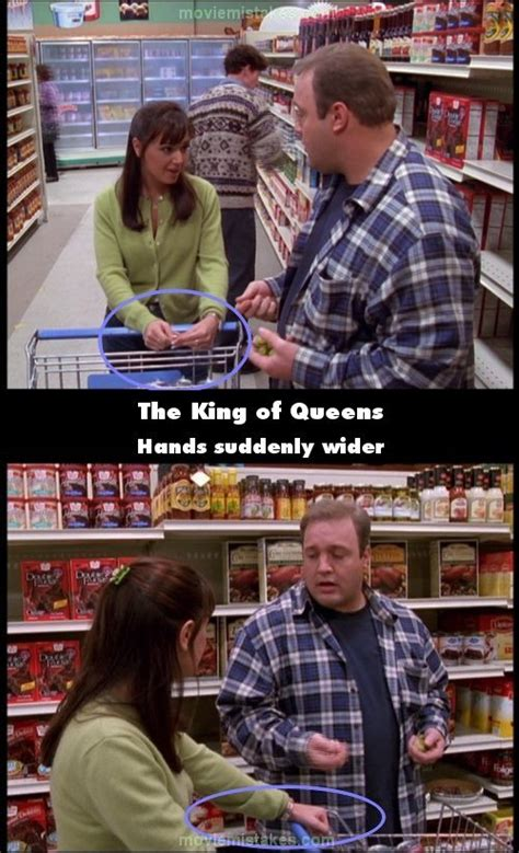 The King of Queens (1998) TV mistake picture (ID 295168)