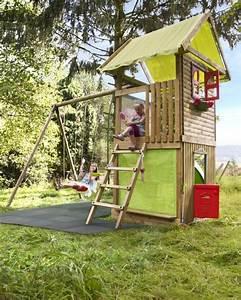 Maison Enfant Castorama : aire de jeux montebello ~ Premium-room.com Idées de Décoration