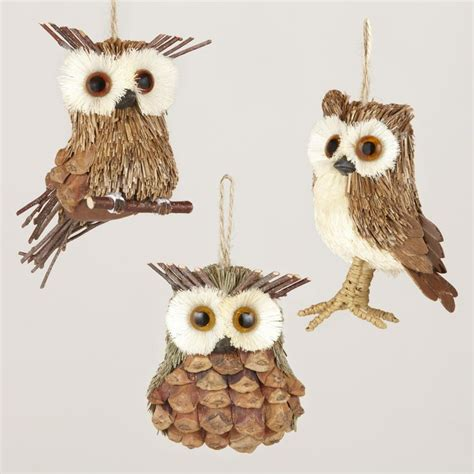 owl creations from pine cones and fluff 18 best craft projects images on