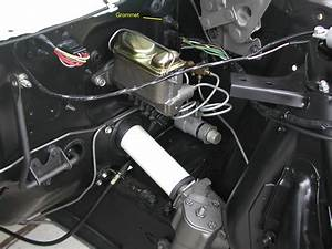 I U0026 39 M Installing A Windshield Washer System In My 65 Mustang