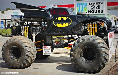 batman monster truck videos batman aussie monster trucks wiki fandom powered by