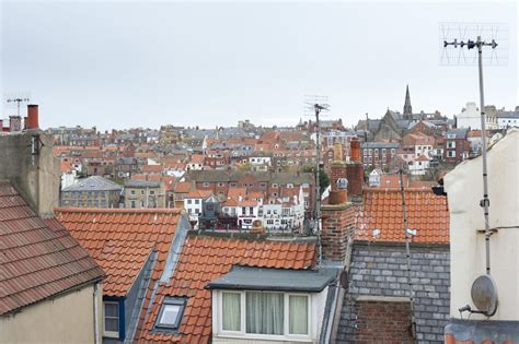 stock photo  rooftops  whitby freeimageslive