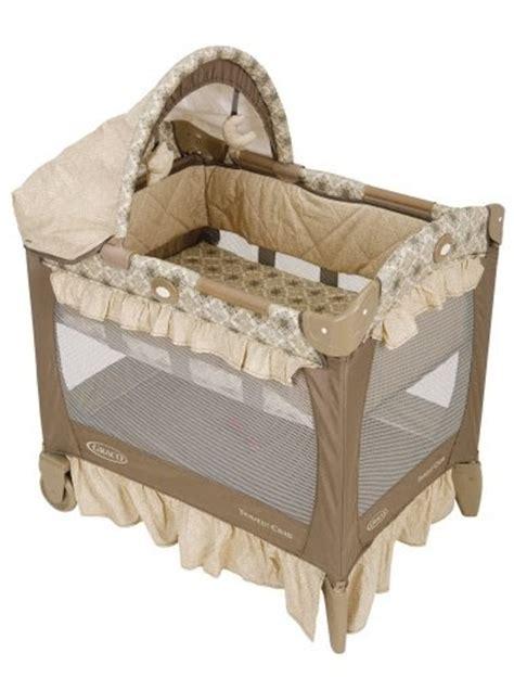 graco travel lite crib cheap bassinet changing table graco