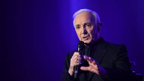 Le Chanteur Charles Aznavour S Teint 94 Ans Xalima Com Interiors Inside Ideas Interiors design about Everything [magnanprojects.com]