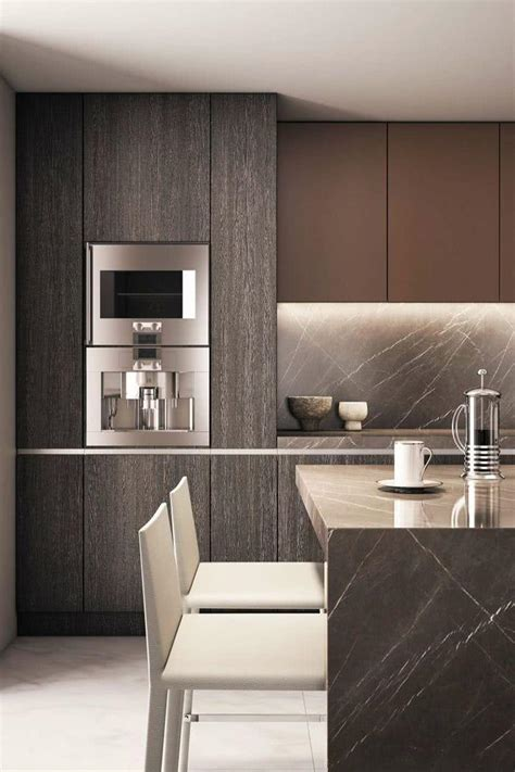 modern grey kitchen designs cozinha preta 89 modelos fotos e projetos incr 237 veis 7628