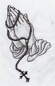 Praying Hands With Rosary | Free Download Clip Art | Free ...
