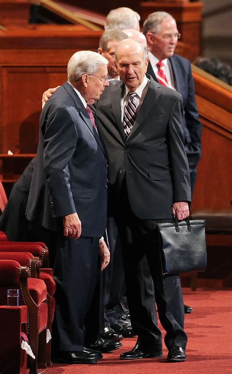 Annual General Conference Talk Summaries Photos