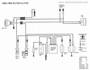 Cf 250 Wiring Diagram