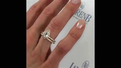 15 best collection of 2 carat pear shaped engagement rings