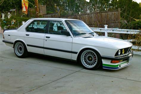 1988 Alpina B9-replica E28 5 Series Up For Grabs For ,000