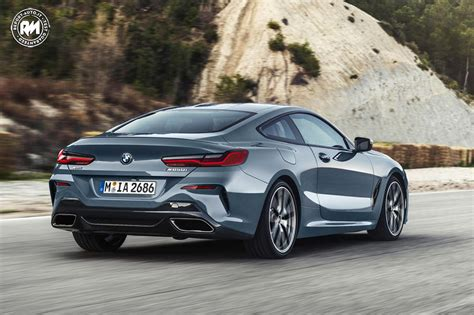 Bmw 8 Series Coupe Modification by Svelata La Bellissima E Possente Nuova Bmw Serie 8 Coup 233