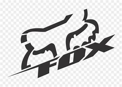 Fox Racing Decal Motocross Clipart Clip Sticker