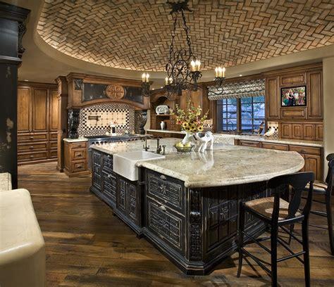 amazing kitchen islands shocking brick veneer decorating ideas