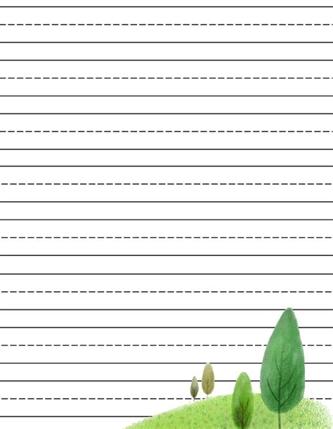 printable lined paper   grade printable pages