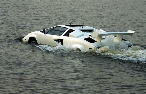 hms countach amphibious lambo   sale  ebay car